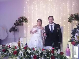 La boda de Yesil Alejandra y Abraham