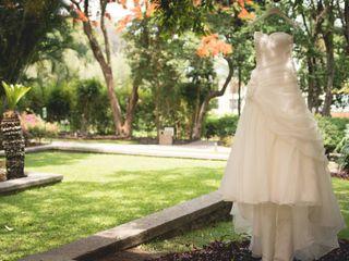 La boda de Dany y Mau 1