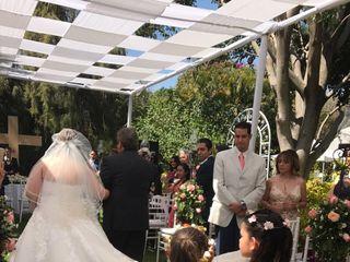 La boda de Jackie y Harry