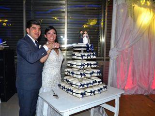 La boda de Iris y José Antonio