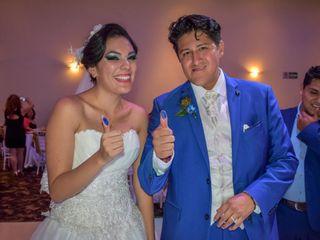 La boda de Meli y Edgar