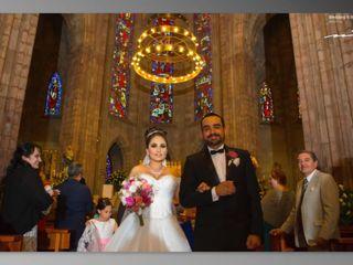 La boda de Vianney y Miguel