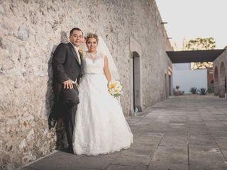 La boda de Tayre y Gerardo