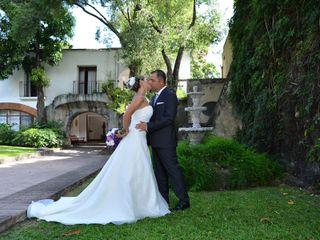 La boda de Begoña y Luis