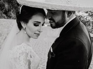 La boda de Alejandra y Alfonso