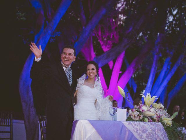 La boda de Dany y Mau