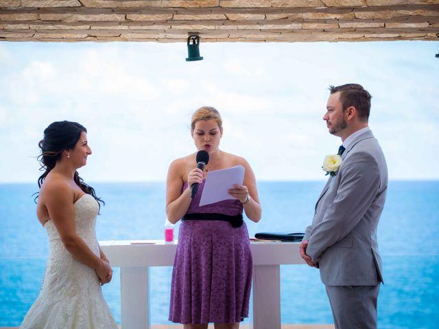 La boda de Melanie y Yan