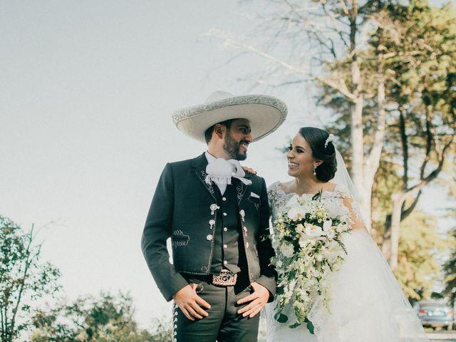 La boda de Alfonso y Alejandra en Pátzcuaro, Michoacán 37