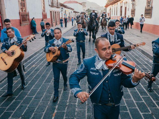 La boda de Alfonso y Alejandra en Pátzcuaro, Michoacán 51