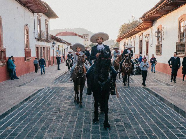 La boda de Alfonso y Alejandra en Pátzcuaro, Michoacán 52