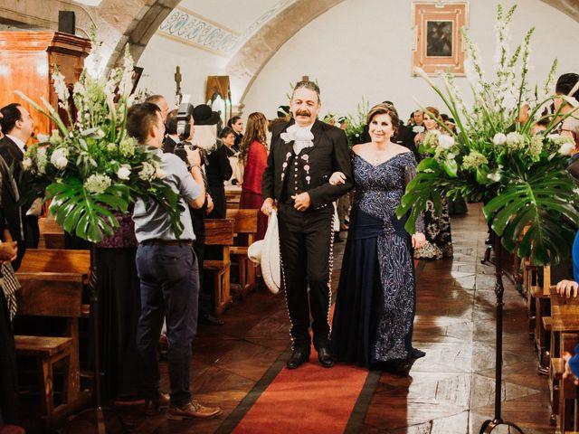 La boda de Alfonso y Alejandra en Pátzcuaro, Michoacán 59