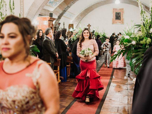 La boda de Alfonso y Alejandra en Pátzcuaro, Michoacán 62