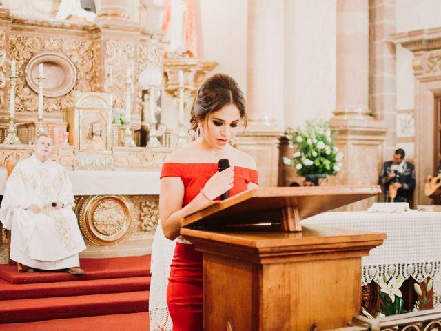 La boda de Alfonso y Alejandra en Pátzcuaro, Michoacán 73