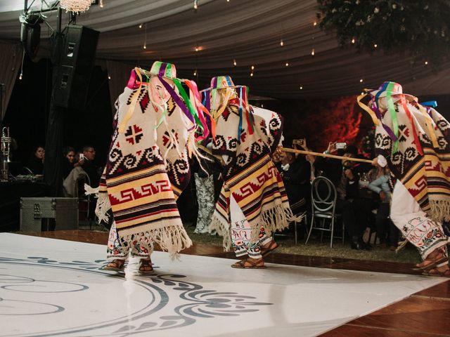 La boda de Alfonso y Alejandra en Pátzcuaro, Michoacán 123