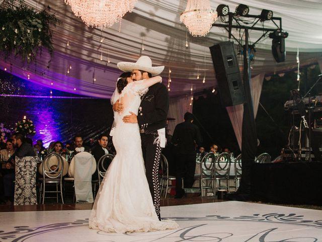 La boda de Alfonso y Alejandra en Pátzcuaro, Michoacán 129