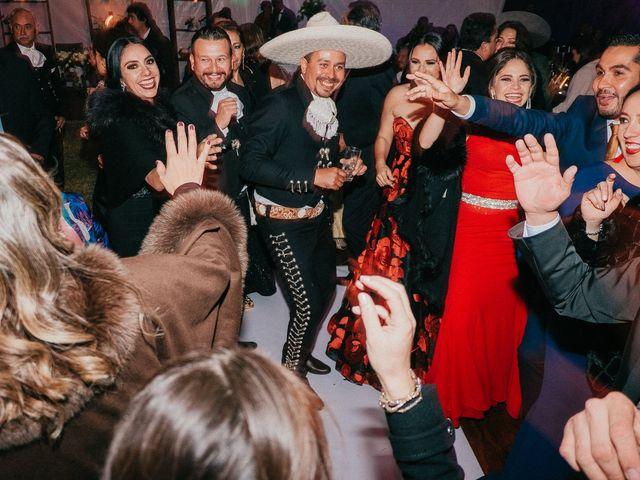 La boda de Alfonso y Alejandra en Pátzcuaro, Michoacán 144