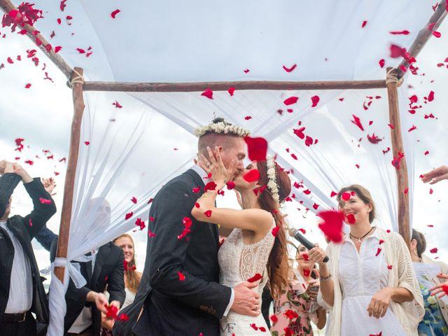 La boda de Gaby y Felix