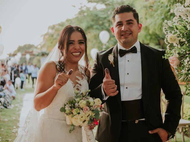 La boda de Viridiana y Ricardo