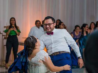 La boda de Yahaira y Jaret 2