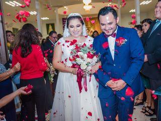 La boda de Yahaira y Jaret