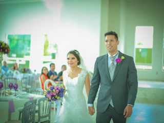 La boda de Sandy y Jesús