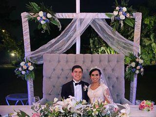La boda de Karina  y Alan  1
