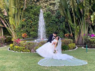 La boda de Karina  y Alan