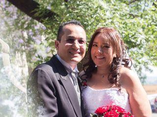 La boda de Ayasagi y Juan