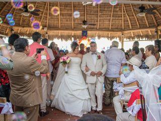 La boda de Magui y Daniel