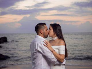 La boda de Anaid y Beto