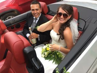 La boda de Emma y Mario
