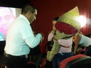 La boda de Alejandra Sánchez Pérez y Jair Gaona de la Peña 2