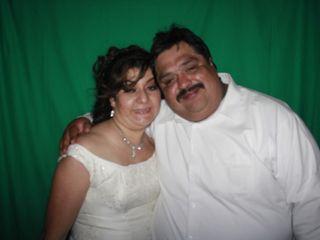 La boda de Conchita y Manuel