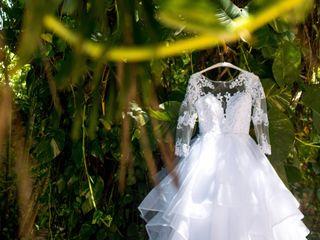 La boda de Itzel y Efren 1
