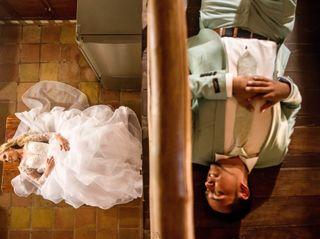 La boda de Itzel y Efren