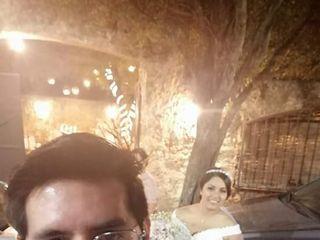 La boda de Daniela y Ubaldo 1