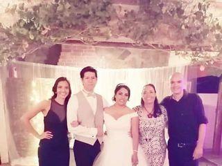 La boda de Daniela y Ubaldo 2