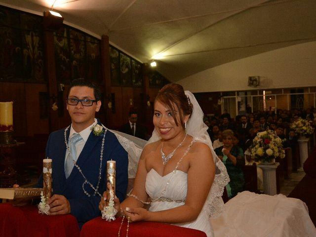 La boda de Patty y Dani