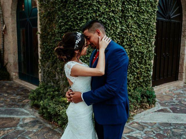 La boda de Cyntia y Alejandro