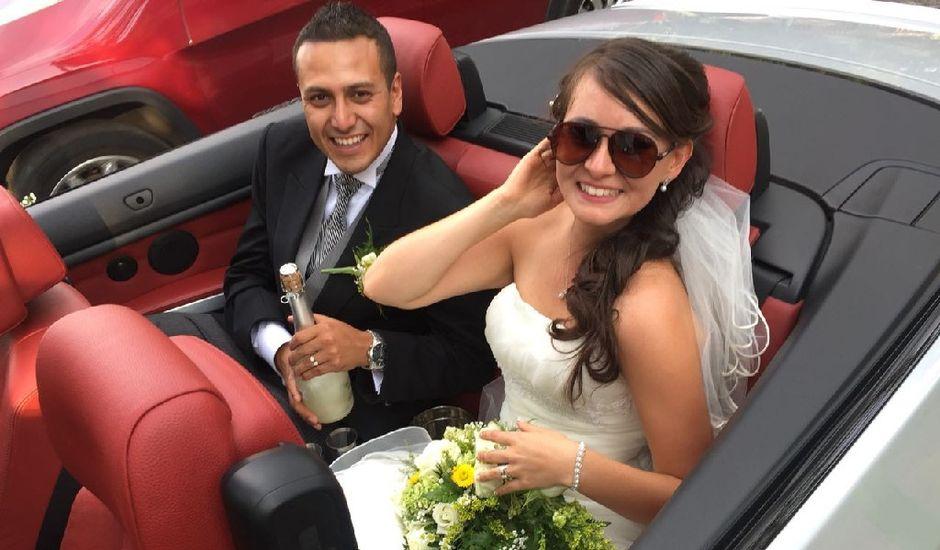 La boda de Mario y Emma en Querétaro, Querétaro