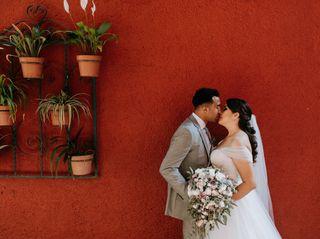 La boda de Karla y Djibril 1