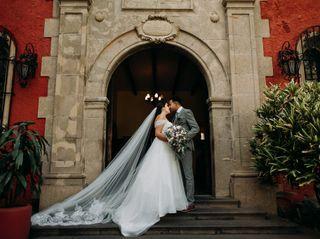La boda de Karla y Djibril 3