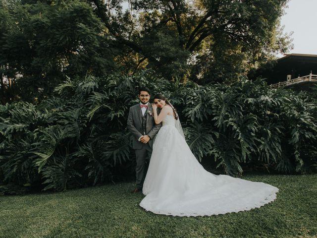La boda de Steph y Luis
