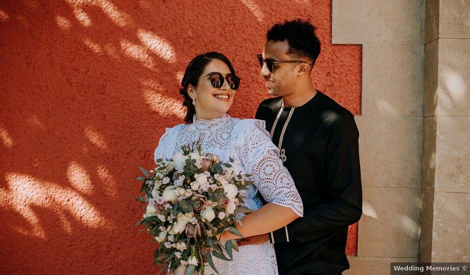 La boda de Djibril y Karla en Cuernavaca, Morelos
