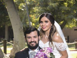 La boda de Celeste  y Antonio 1