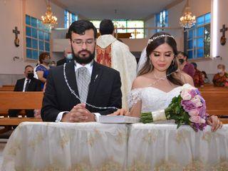 La boda de Celeste  y Antonio