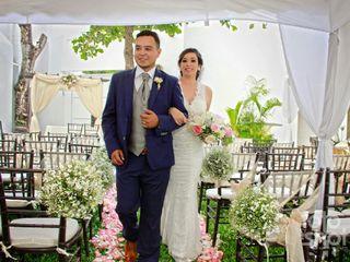 La boda de Miriam Lizett  y Arturo