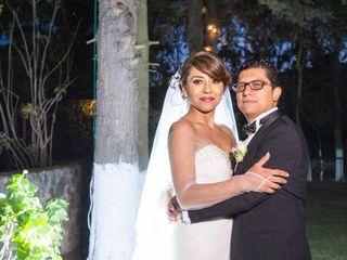 La boda de Ivon y Antonio
