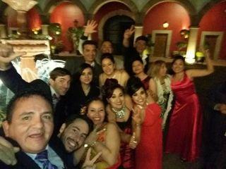 La boda de Liza Nashielly y Manuel Cuauhtémoc 1
