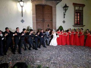 La boda de Liza Nashielly y Manuel Cuauhtémoc 3